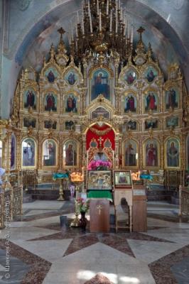 По Святым местам Феодоссия Кавказского