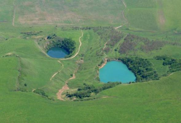 "Водопады ""Царская корона"" и озера ""Шадхурей"""