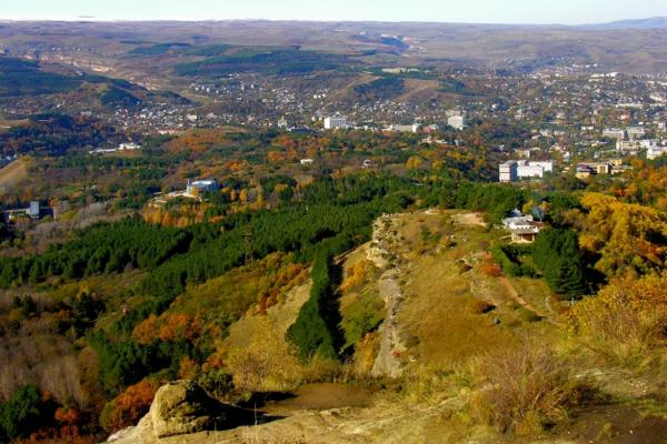 Горный Кисловодск
